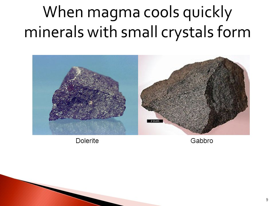 1. 1.Minerals 2 Minerals are solid substances formed in nature 3 ...
