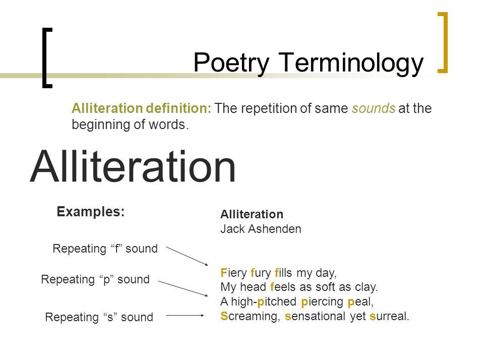 P O E T R Y English 12 Mr Schellenberg Misunderstanding Poetry For