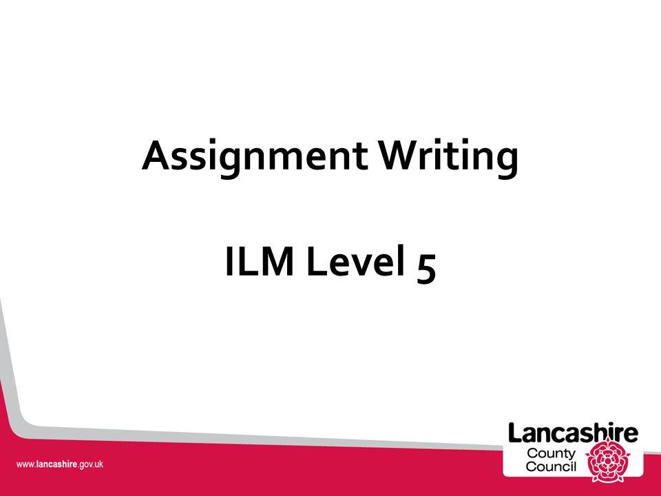 ilm level 3 m 12