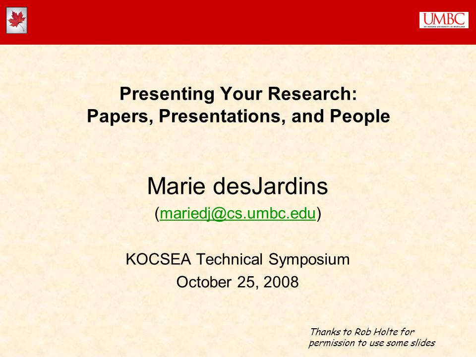 presenting research papers How to prepare a paper presentation write a conclusion for a research paper how to  write a seminar paper how to  deliver effective presentations.