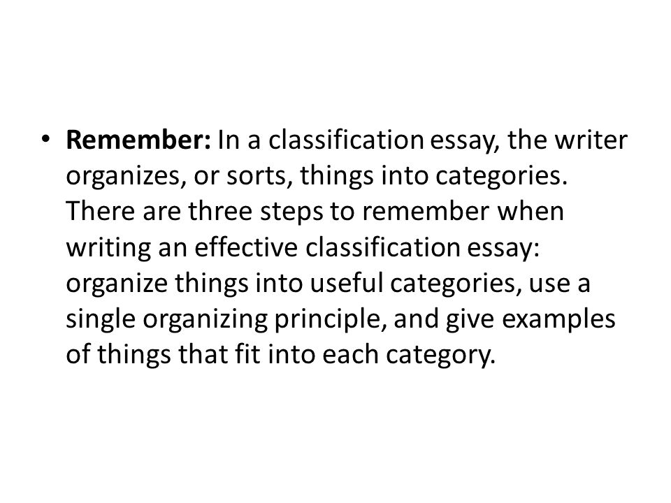 My Mother Essay In English Classification Essay What Is A Classification Essay In A Remember In A  Classification Essay The Writer Self Identity Essay also Contextual Essay Essay Categories Expository Essay Rubric Categories By Amanda  Writing Essay Online