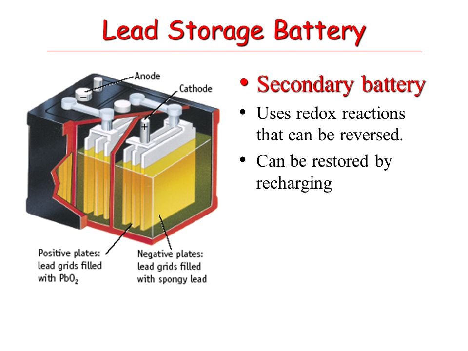56 Lead Storage Battery