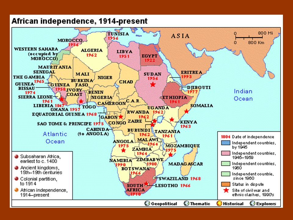 colonies fight for independence during the decolonization movement Growing out of the most important urban centres in the colonies, these movements soon up to independence  development of national movements during the.