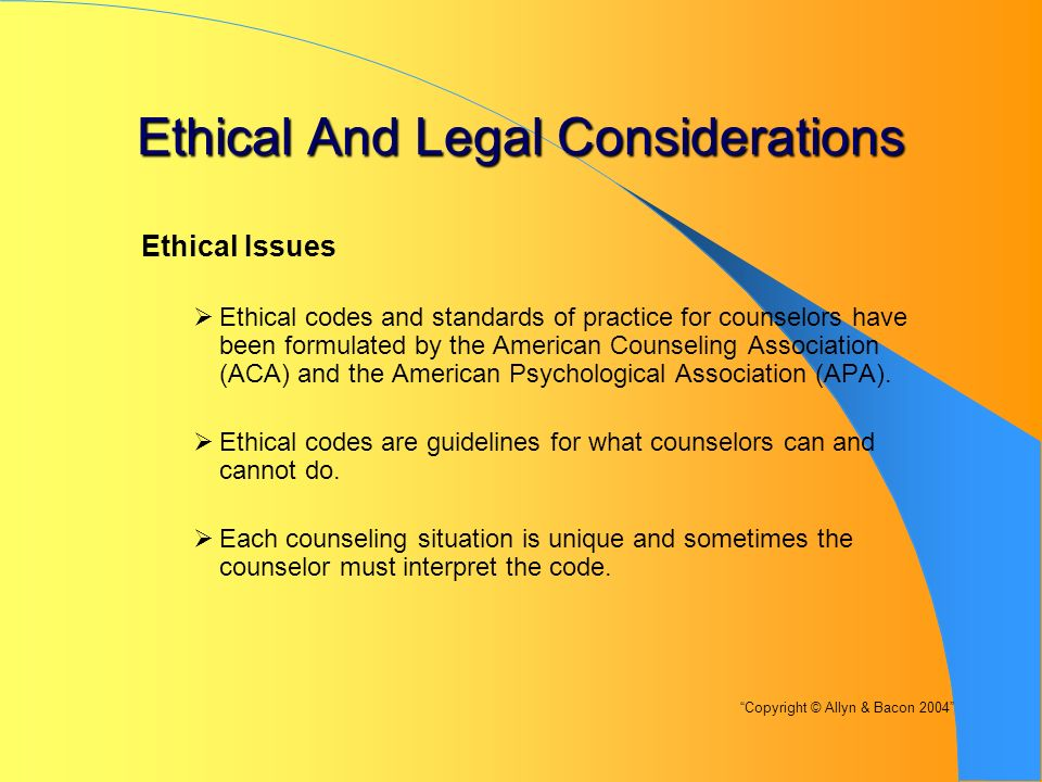 legal and ethical considerations in mar 64 ethical considerations can be addressed at individual 23 march 2002 [4] m genetic information and ethics balancing ethical considerations.