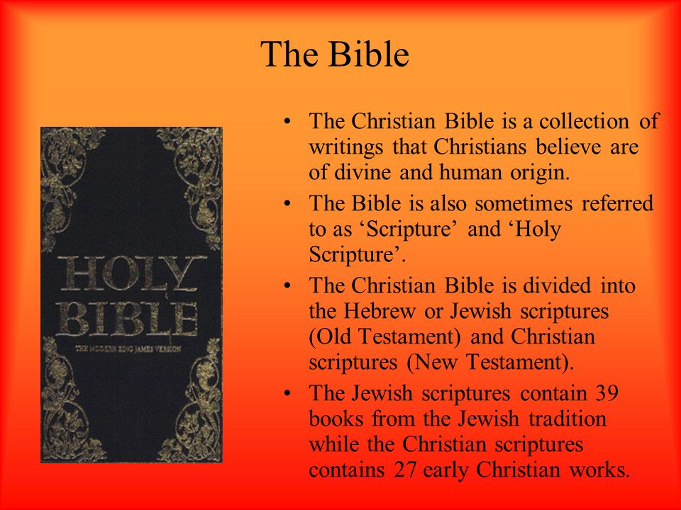 the bible and jewish sacred texts
