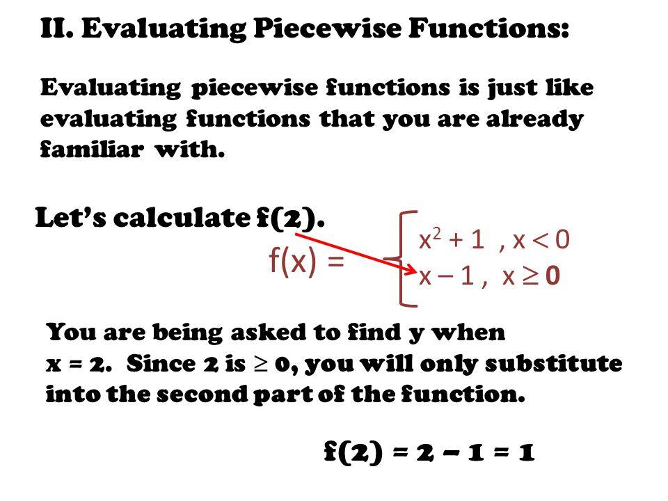 evaluating piecewise functions worksheet laveyla – Evaluating Functions Worksheet