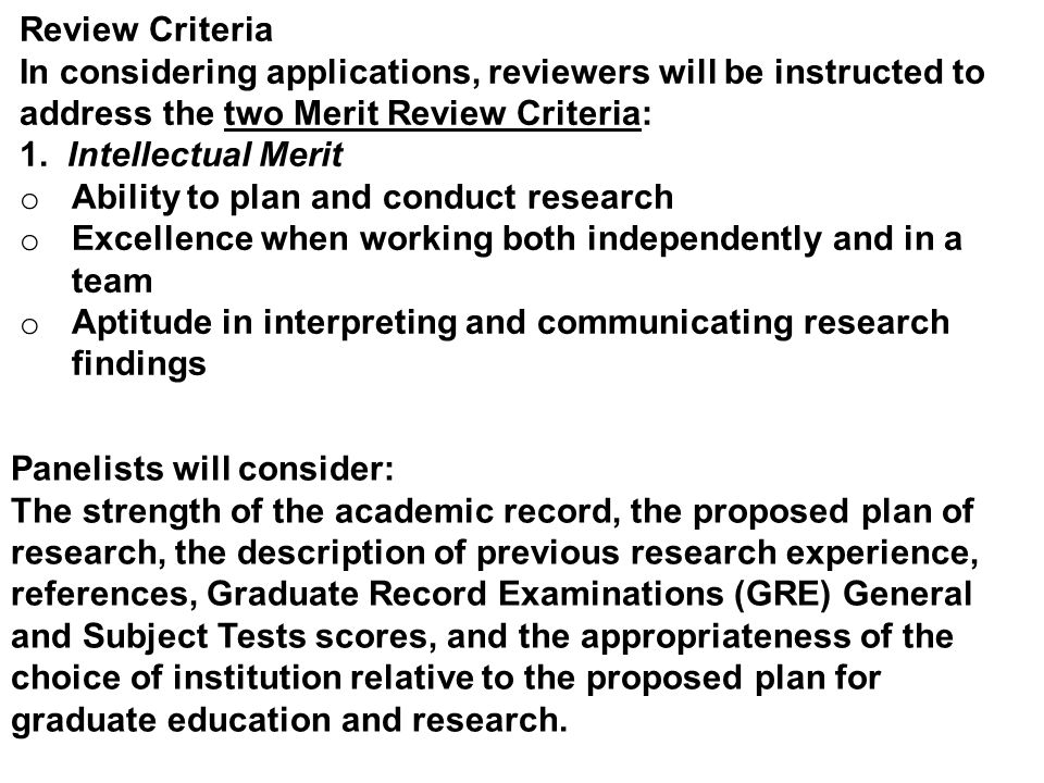 nsf grfp research experience essay Nsf graduate research fellowship program unofficial guide sheet ~ previous research experience (essay) ~ note: this essay must also address your intellectual merit and broader impacts.