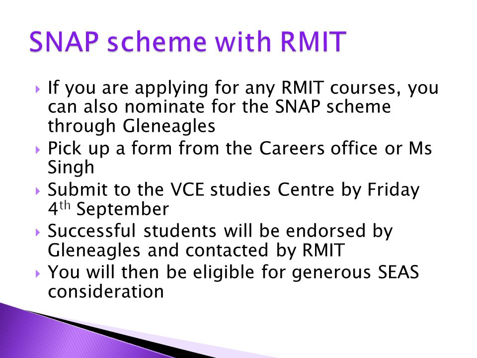 Register For A VTAC Account Now If You Wish To Study At