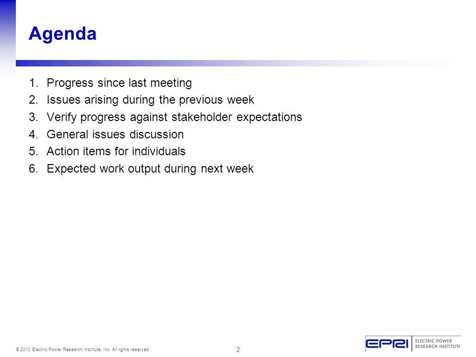 project planning meeting agenda - Khafre