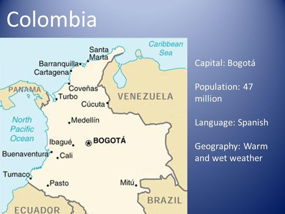 Scotland And Colombia Where Is Scotland Scotland Capital - Where is bogota