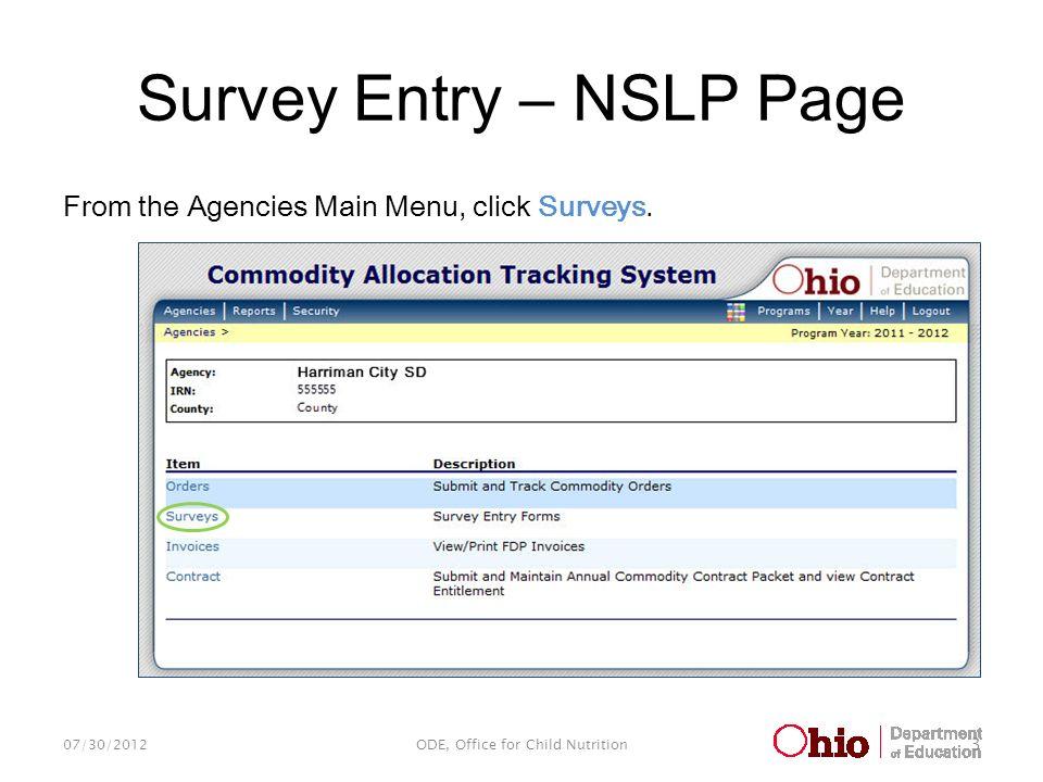 office surveys