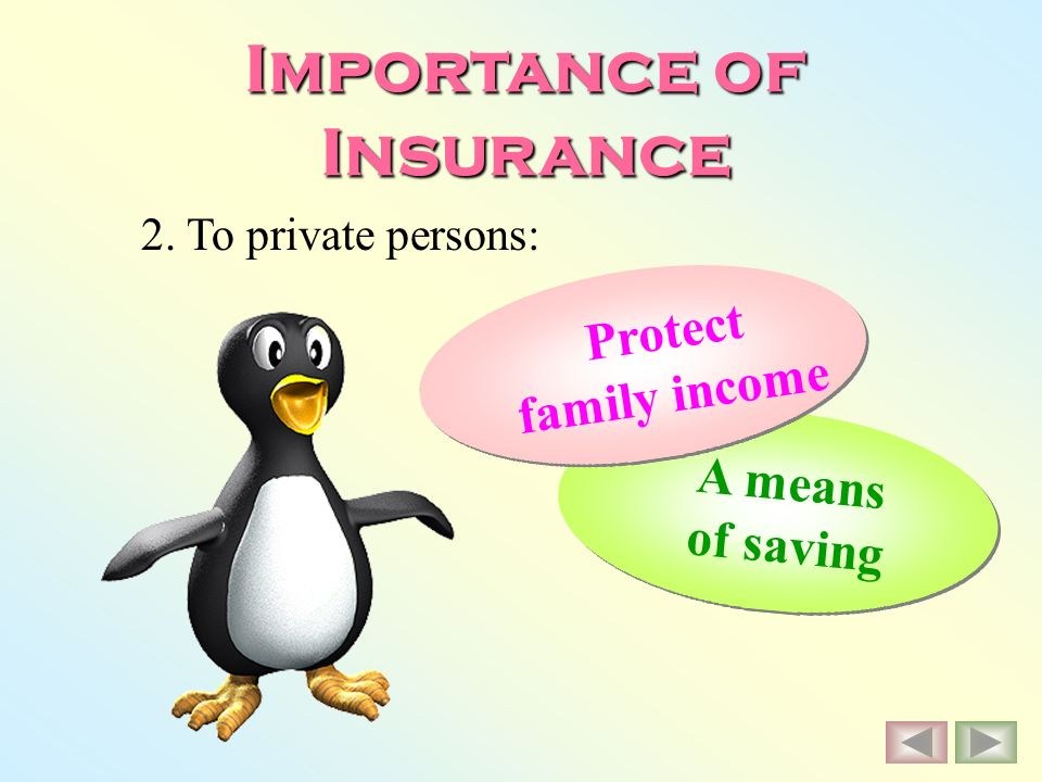 importance of insurance Planning articles top ten reasons you need life insurance what can an annuity do for you how protected is your income do you really need long-term care insurance.