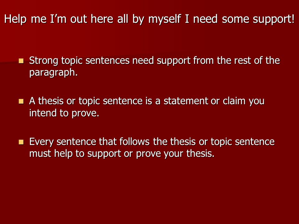 I need help with paragraphs?!?