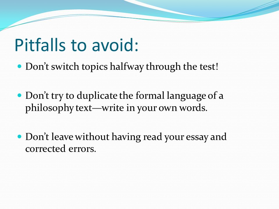 dos and don ts of essay writing dos and don ts of essay writing dos and don ts of essay writing
