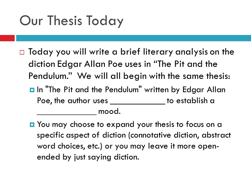 literary analysis essay of a poem