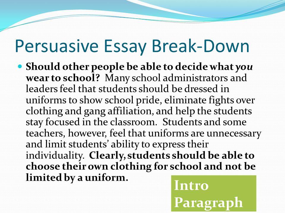 What is school pride essay