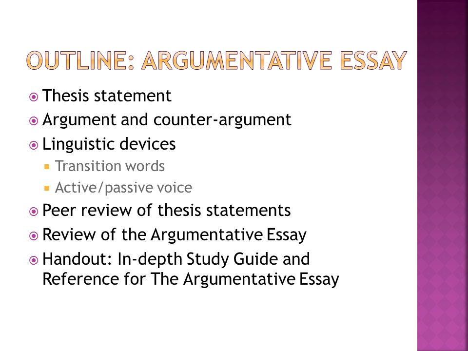 Science And Technology Essay Thesis Argumentative Essay Concluding Argumentative Essay College Example Thesis Statement Essay also My English Essay Counter Argument Example What Is An Example Of A Counter Argument  Controversial Essay Topics For Research Paper
