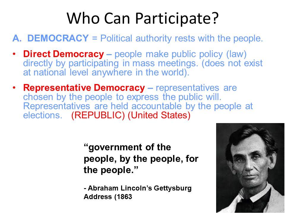 short essay on politicians