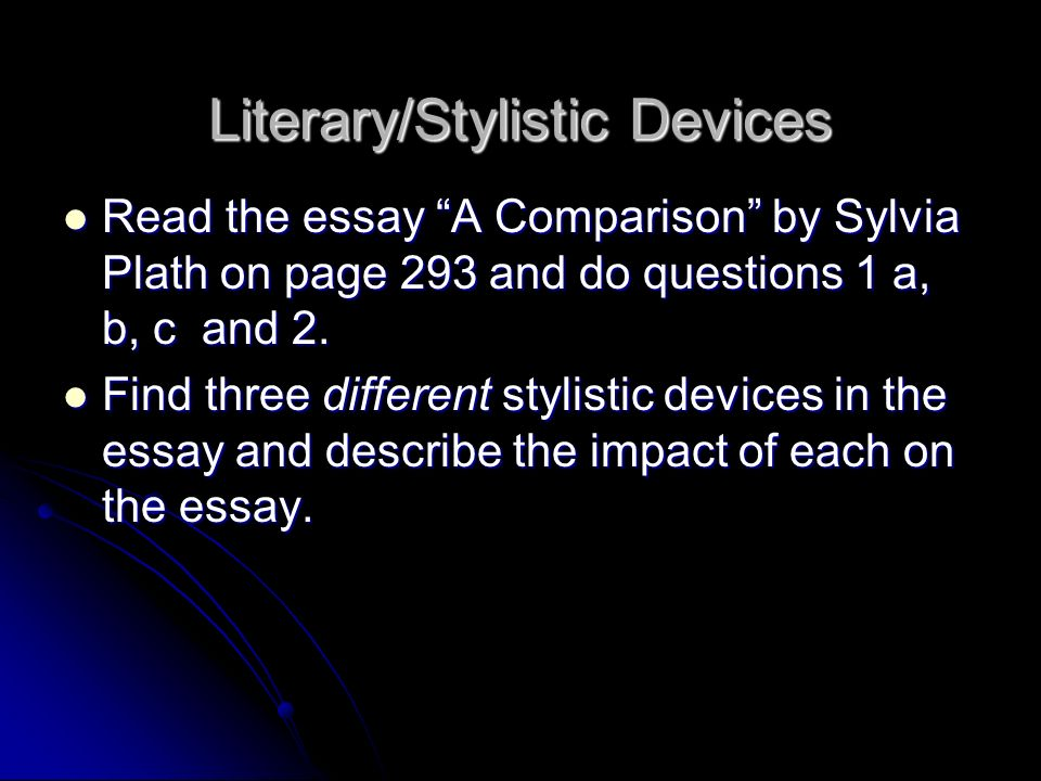 How is this as a thesis statement for an essay on sylvia plath?
