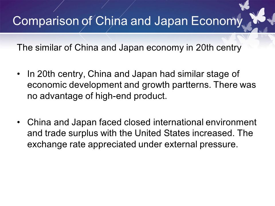 comparison of japanese and chinese