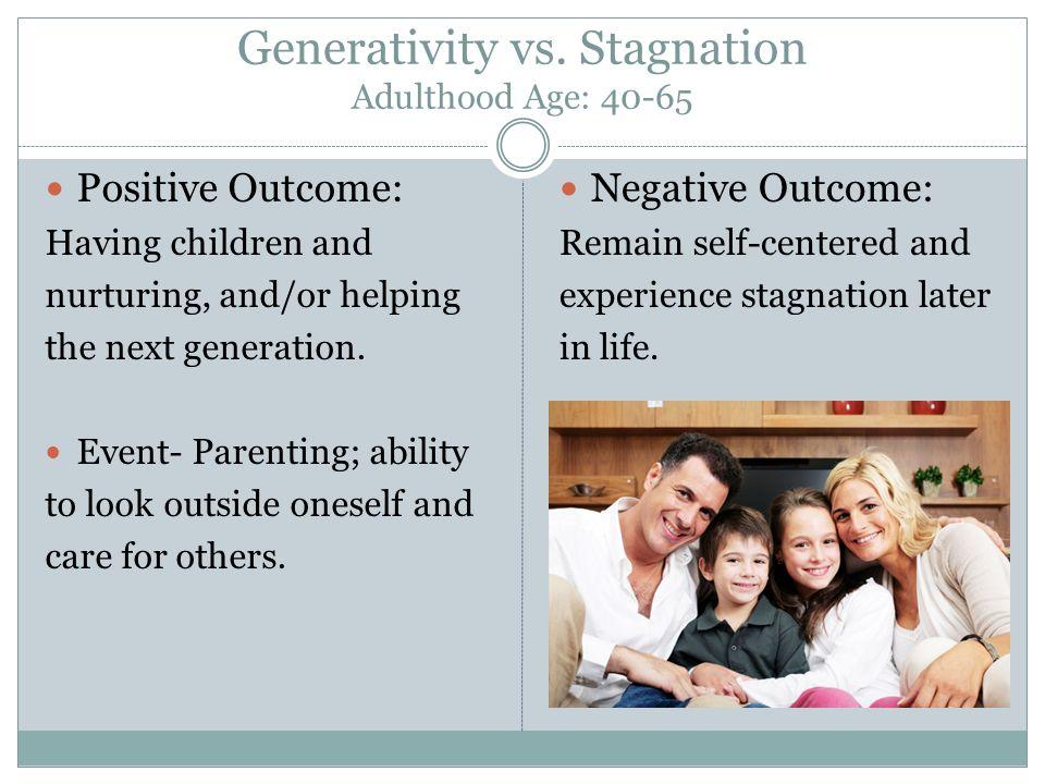 Generativity vs.