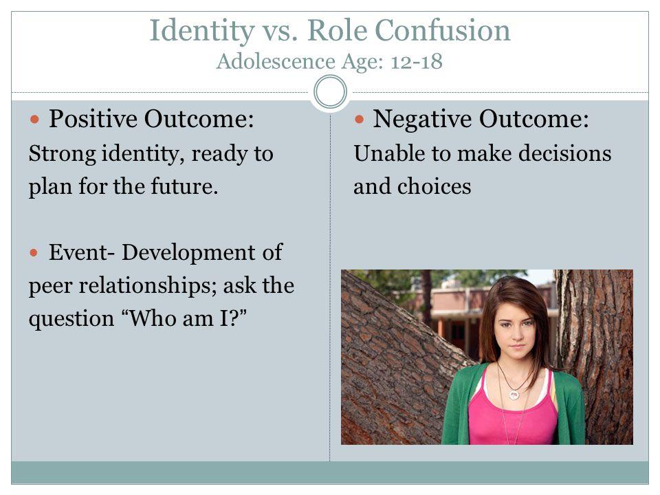 Identity vs.