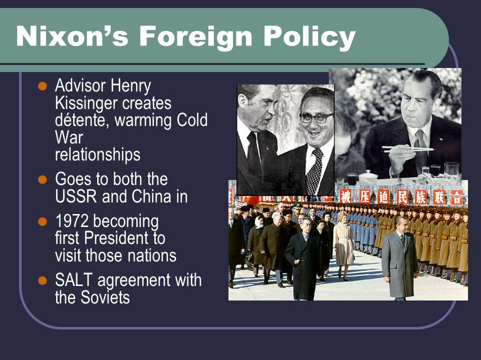 Nixon through bush testing the superpower ppt download 27 nixons platinumwayz