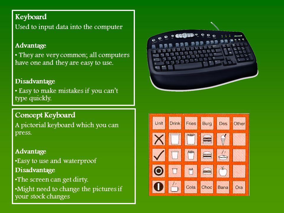 type automatic keyboard