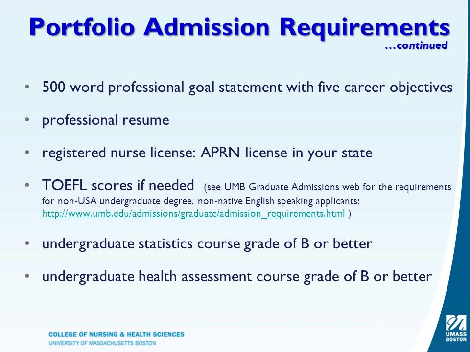 Resume for graduate admission mph