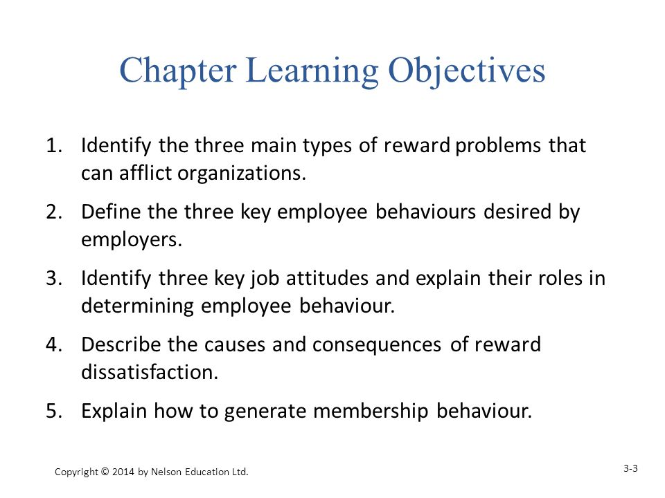 1.Identify the three main types of reward problems that can afflict organizations.
