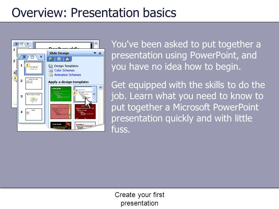 Microsoft Powerpoint 2003 Templates