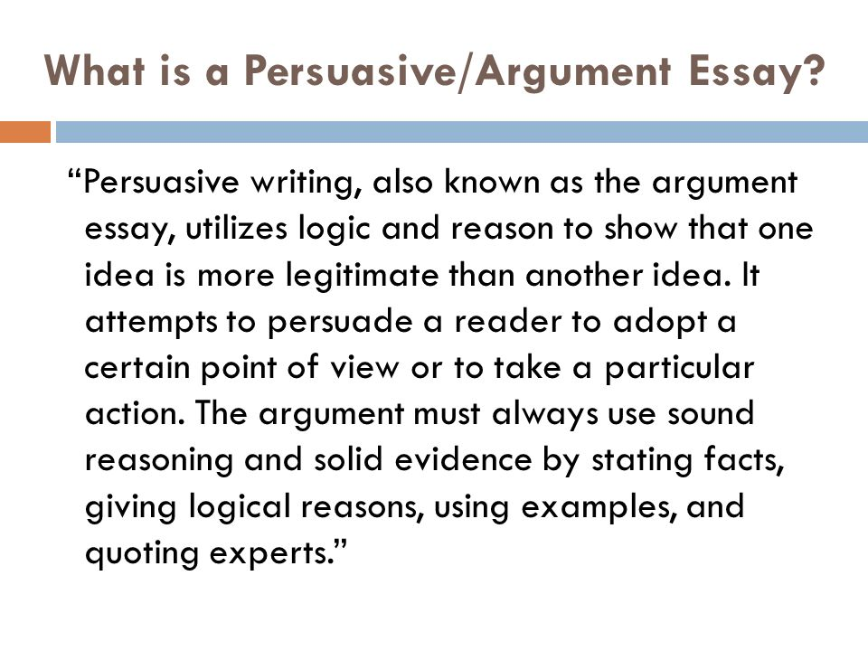 writing to persuade example Sometimes you just don't have time for analysis, details and writing – familiar feeling read this text to understand everything about academic texts and persuasive essay structure.