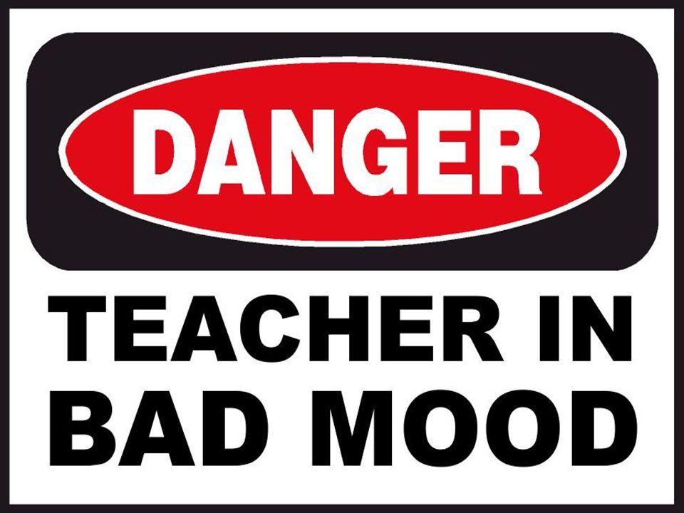 bad teachers essays