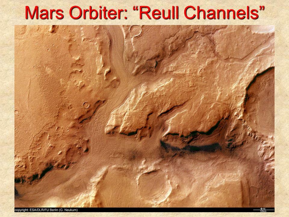 Mars Orbiter: Reull Channels