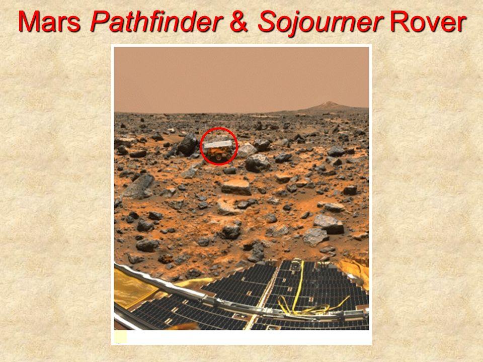 Mars Pathfinder & Sojourner Rover