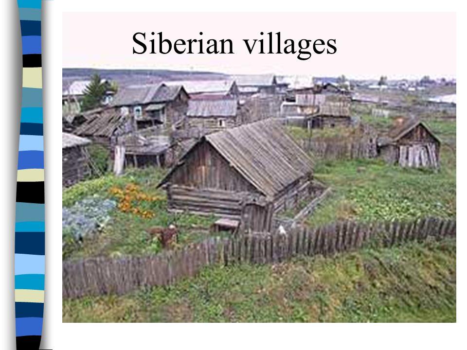 fort of siberians