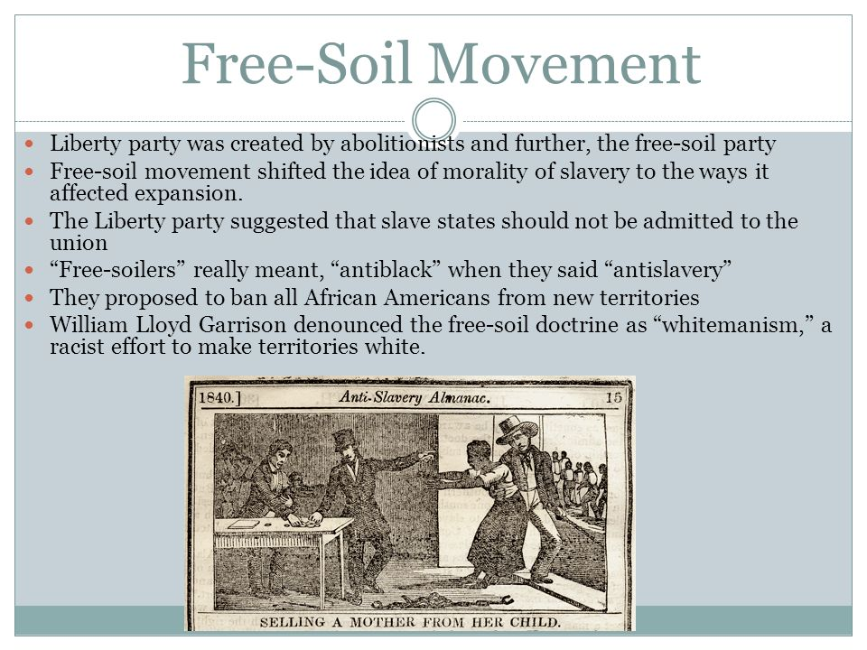 abolitionist movement the freedom of slaves
