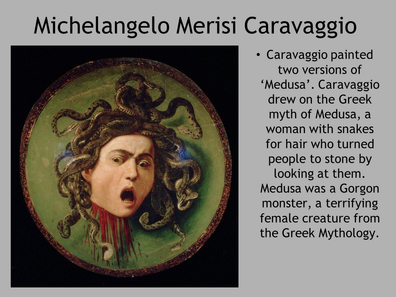 Michelangelo Merisi Caravaggio Michelangelo Portrait Paintings