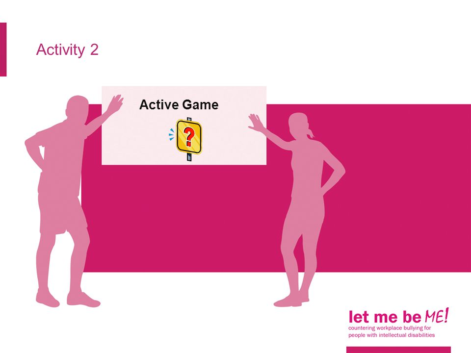 Activity 2 Active Game