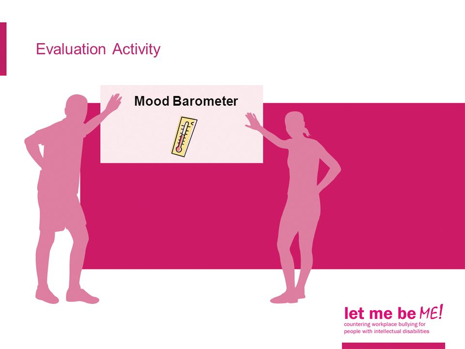 Evaluation Activity Mood Barometer