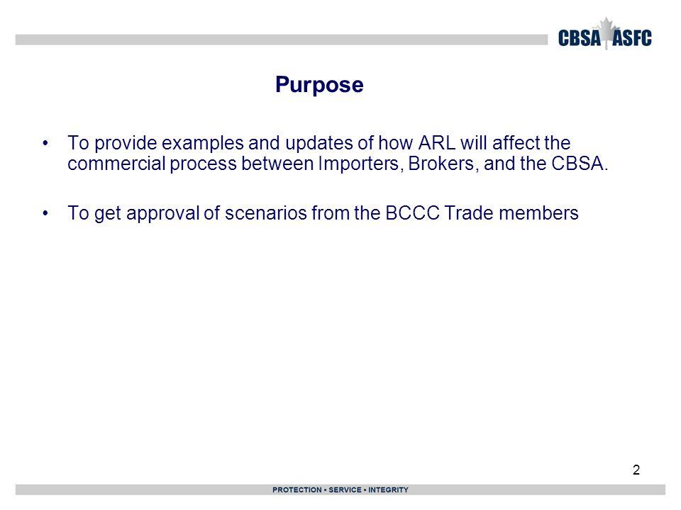 "Presentation ""1 Accounts Receivable Ledger Project (ARL) BCCC CARM ..."