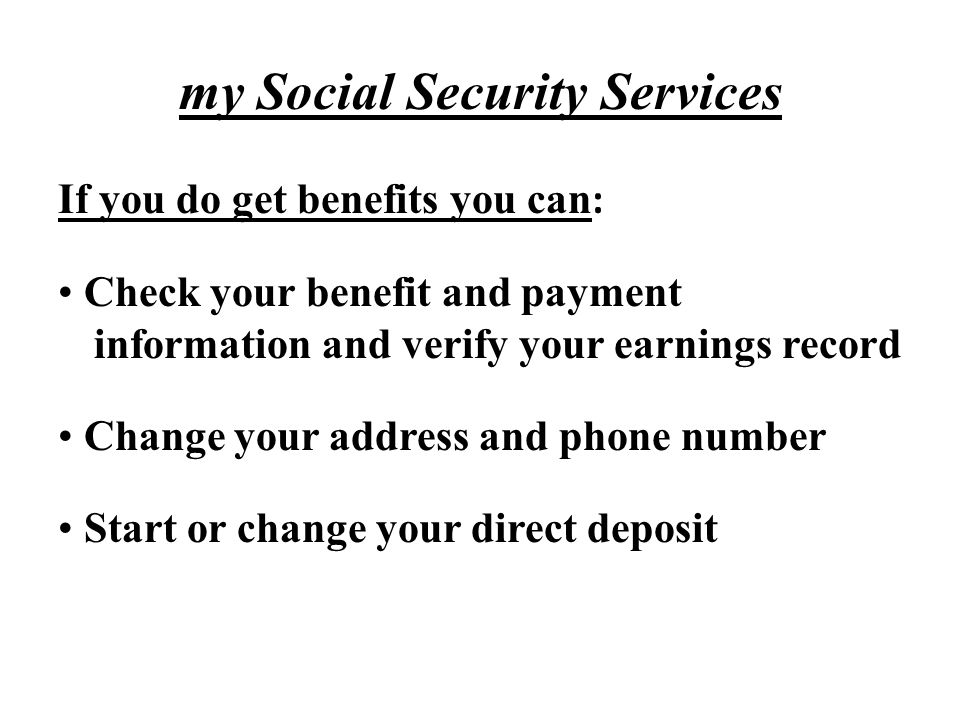 Social Security And Ma Public Pensions What You And Your Members