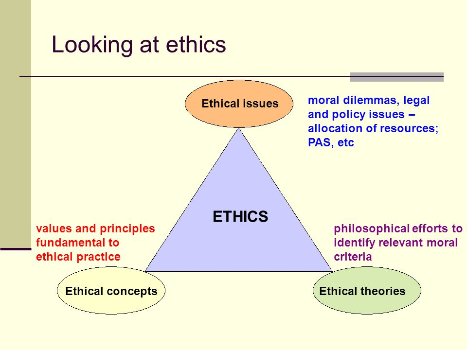 identifying ethical theories essay