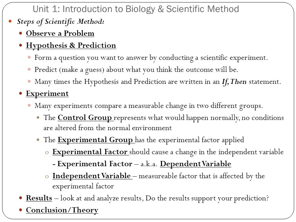 Printables Introduction To Biology Worksheet scientific method powerpoint high school biology lesson plan math worksheet midterm review honors unit 1 introduction to and method