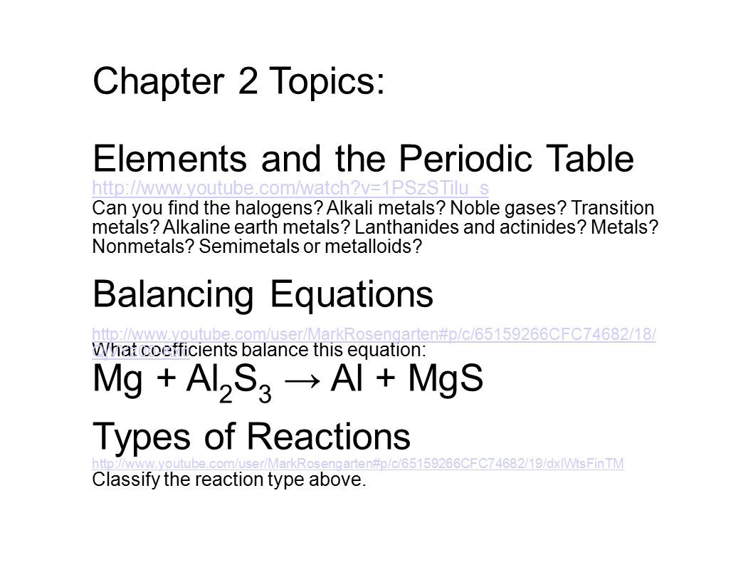 Chapter 2 topics elements and the periodic table can you find the chapter 2 topics elements and the periodic table httpyoutube gamestrikefo Gallery