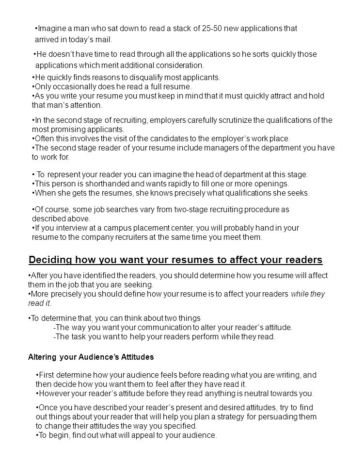 lecture 3 reader centered writing in this lecture you will learn