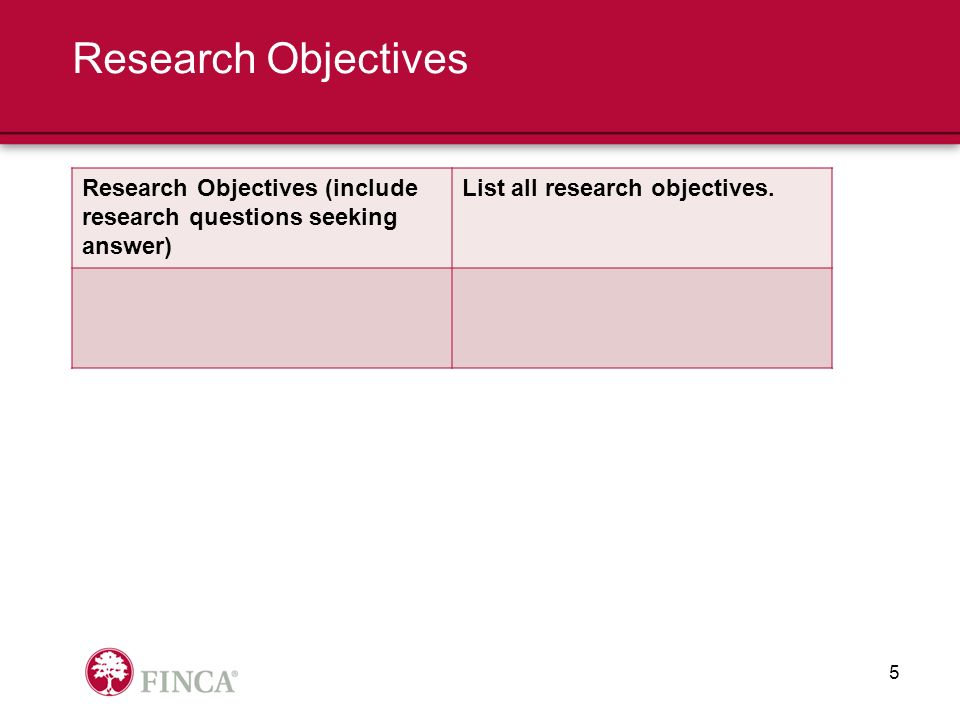 market research presentation template [date] finca [subsidiary, Powerpoint templates