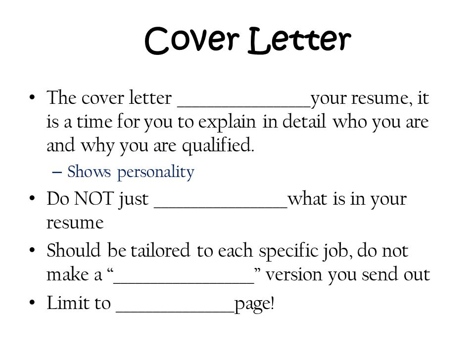 the job search resumes and cover letters In this edition of the student affairs job search series, i have decided to cover two items that cause a lot of consternation for many student affairs professionals: cover letters and résumés.