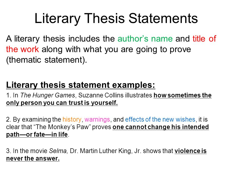 thesis includes What is a thesis statement  and follow it up with a simple claim that includes the key topics to be discussed in the if this thesis were to be used.