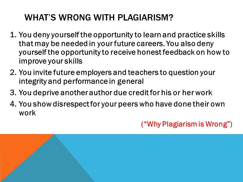 comparison essays objective today we will have a mini  what s wrong plagiarism